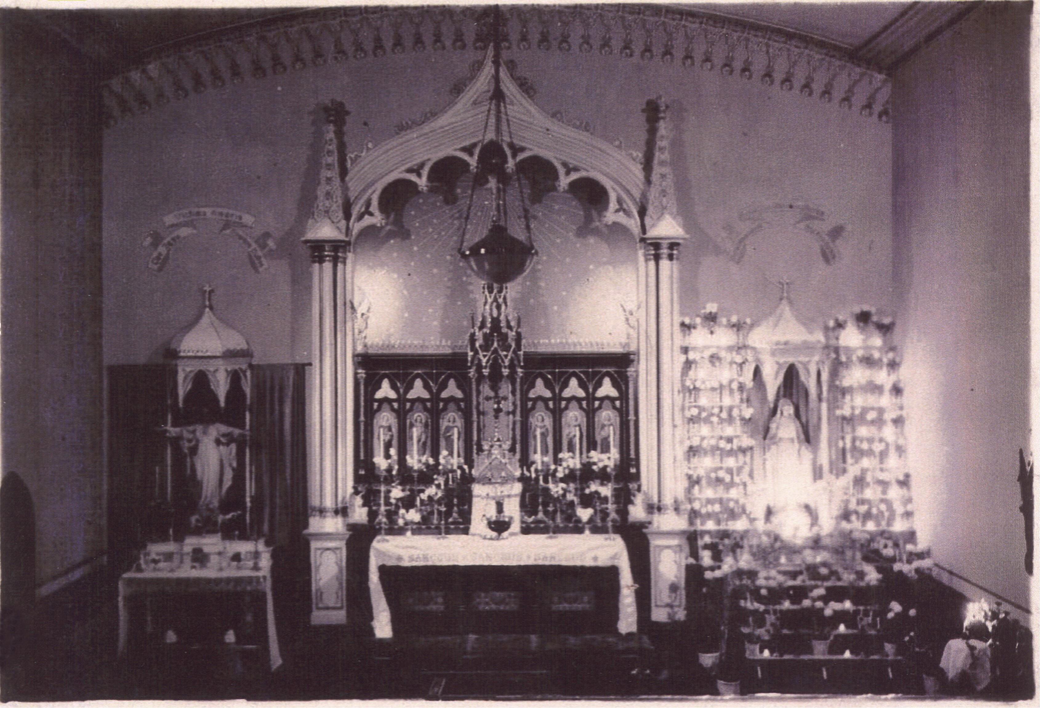 Church Altar 1939