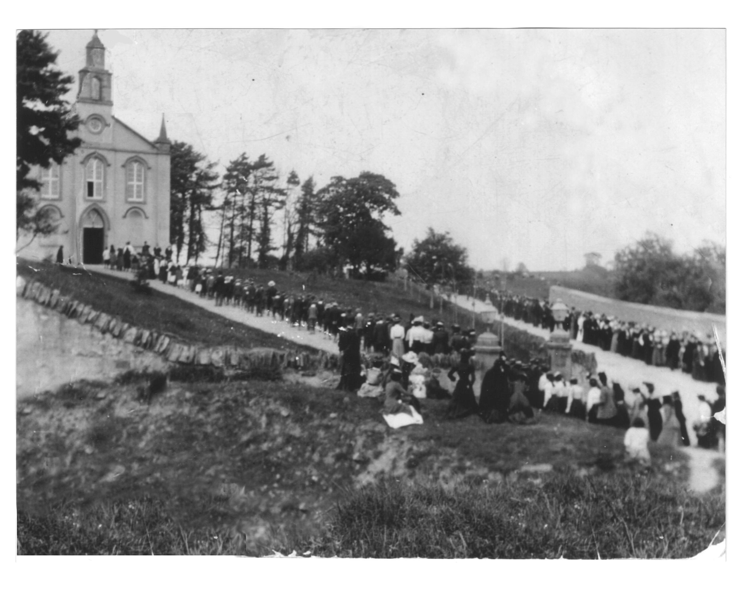 Church Circa 1900