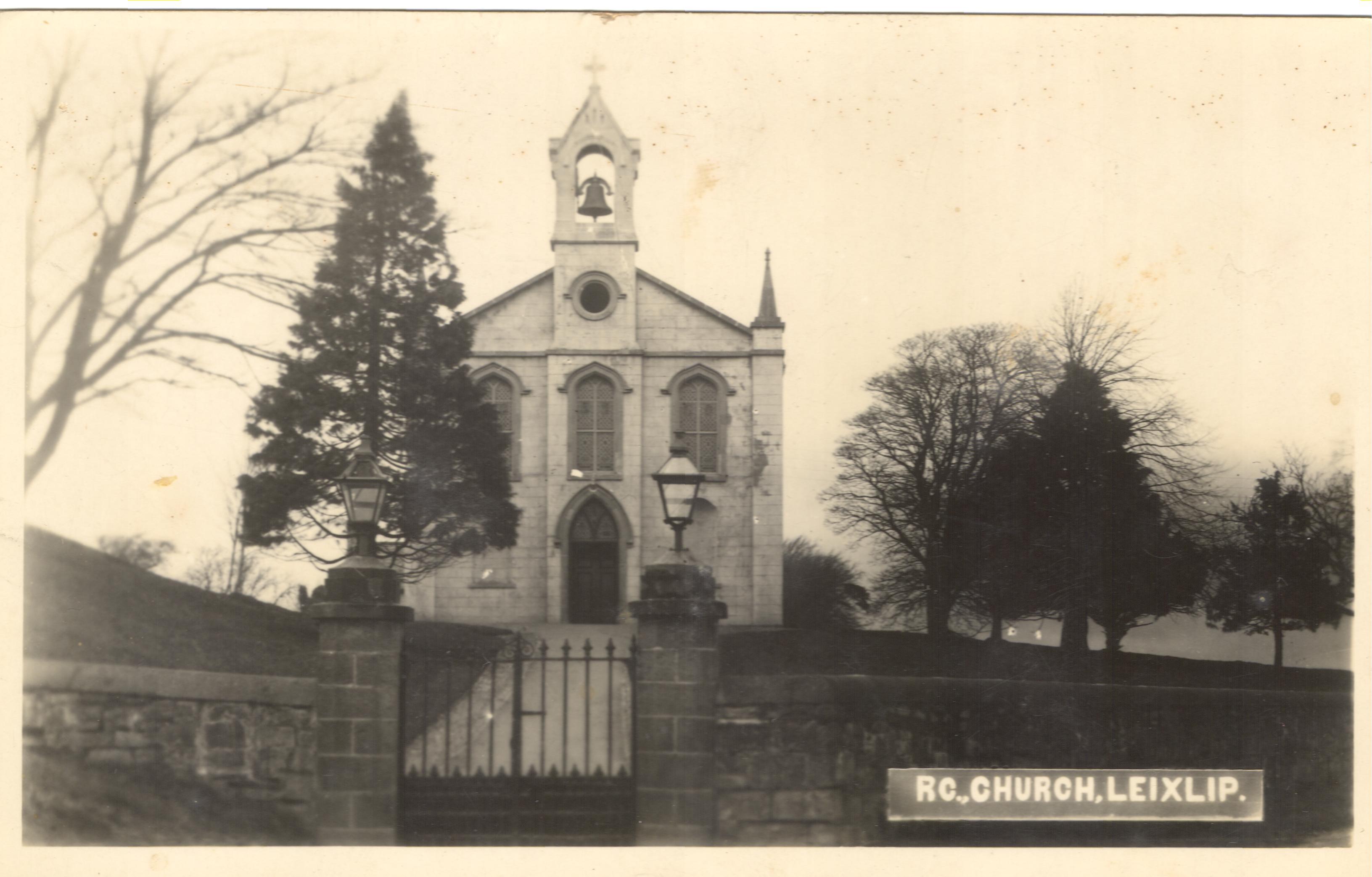 Church Pre-1960